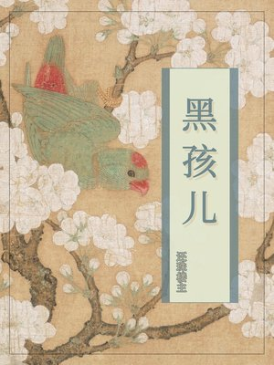 cover image of 黑孩儿