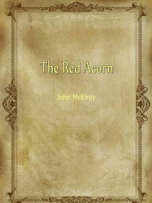 cover image of The Red Acorn