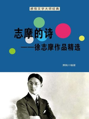 cover image of 志摩的诗 (Zhimo's Poem)