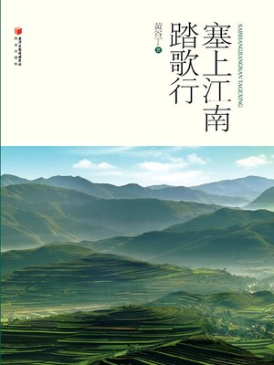 cover image of 塞上江南踏歌行 (Journey of Soul in Frontier Jiangnan )