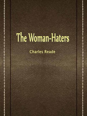 cover image of The Woman-Haters
