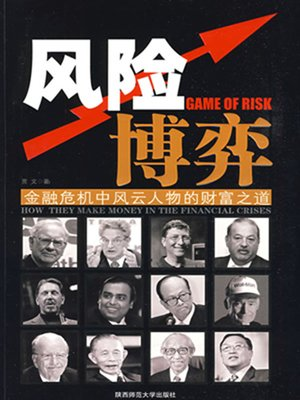 cover image of 风险博弈