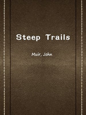 cover image of Steep Trails
