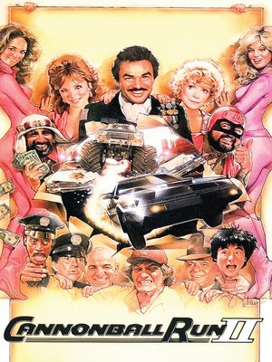 cover image of Cannonball Run 2