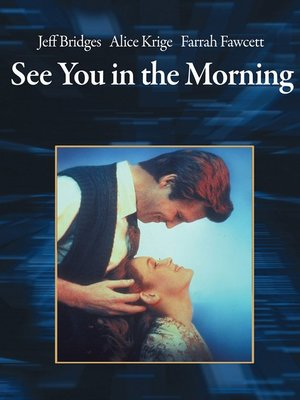 cover image of See You in the Morning