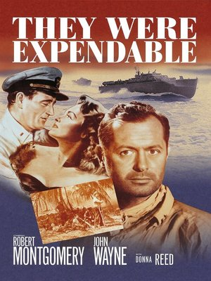 cover image of They Were Expendable