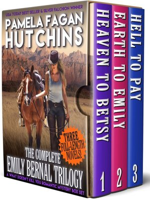 cover image of The Emily Box Set