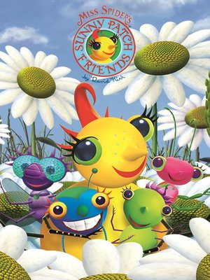 Miss Spider's Sunny Patch Friend, Season 3, Episode 2 by