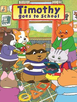 cover image of Timothy Goes to School, Season 1, Episode 10