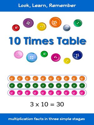 cover image of 10 Times Table