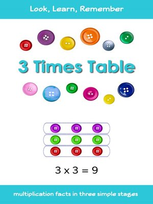 cover image of 3 Times Table