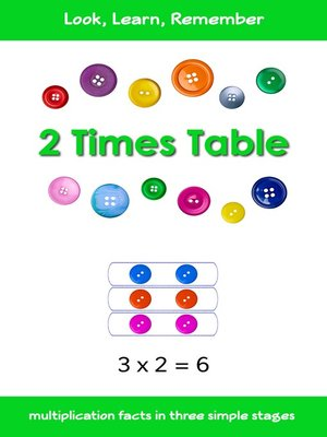 cover image of 2 Times Table