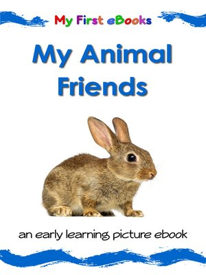 cover image of My Animal Friends