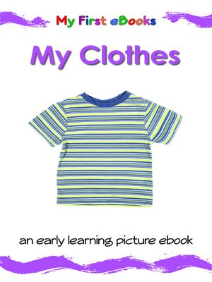 cover image of My Clothes