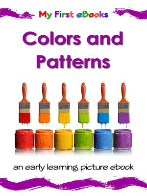 cover image of Colors and Patterns