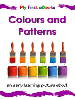 cover image of Colours and Patterns