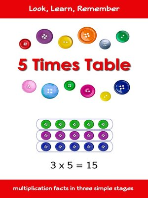 cover image of 5 Times Table