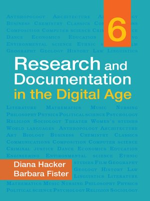 cover image of Research and Documentation in the Digital Age