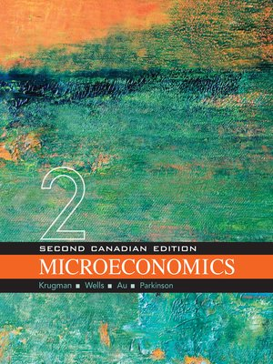 cover image of Microeconomics, Canadian Version