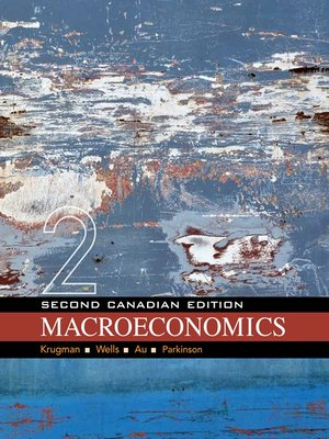 cover image of Macroeconomics, Canadian Version