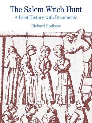 the salem witch hunt richard godbeer pdf