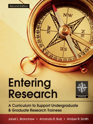 cover image of Entering Research
