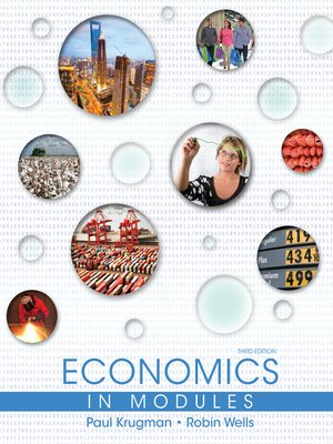 cover image of Economics in Modules