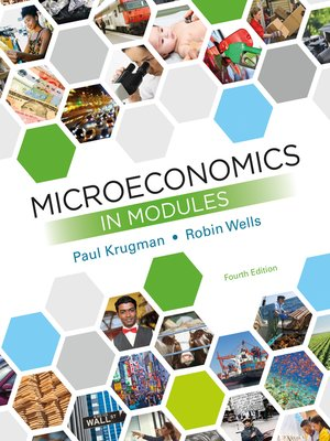 cover image of Microeconomics in Modules