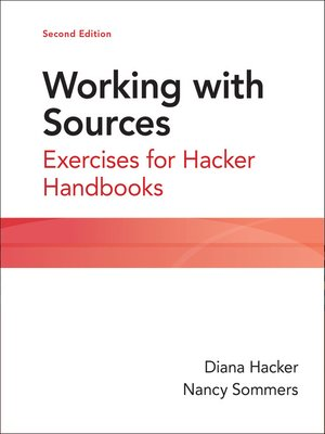 cover image of Working with Sources