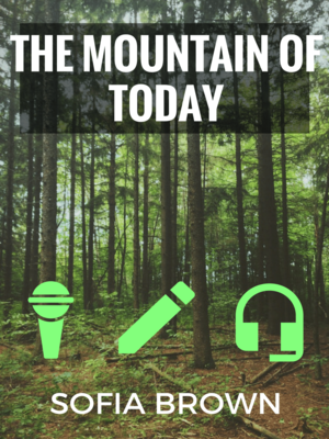 cover image of The Mountain of Today