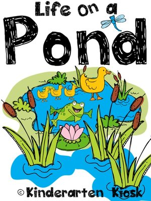 cover image of Life in a Pond