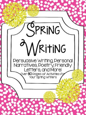 cover image of Spring Writing