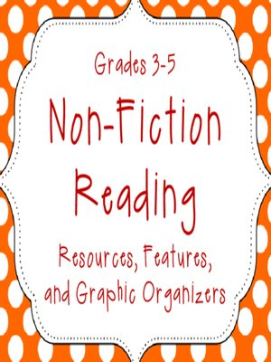 cover image of Non-Fiction Reading Resources
