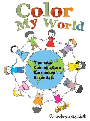 cover image of Color My World