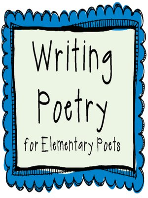 cover image of Writing Poetry