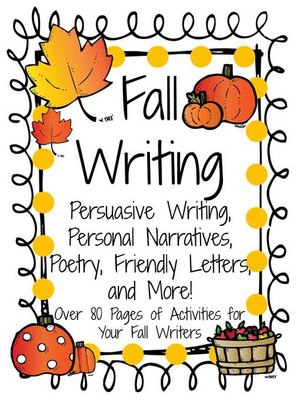 cover image of Fall Writing