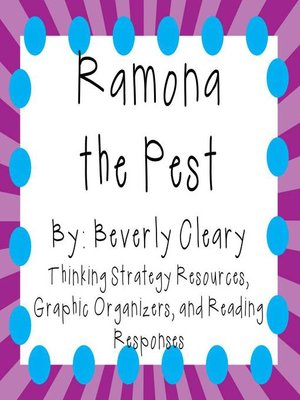 cover image of Ramona the Pest by Beverly Cleary