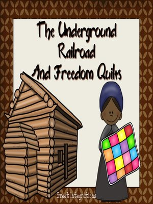 cover image of Underground Railroad and Freedom Quilts