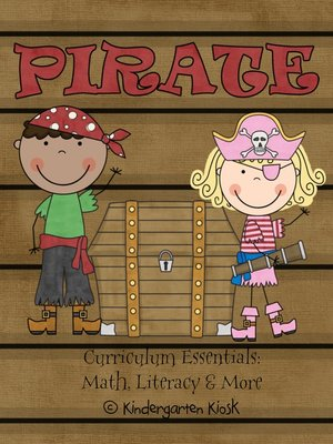 cover image of PirateUnit