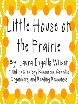 cover image of Little House on the Prairie by Laura Ingalls Wilder