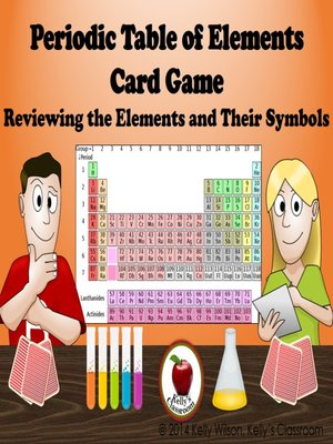 Periodic table of elements review game i have who has chemistry periodic table of elements review game i have who has chemistry symbols urtaz Image collections