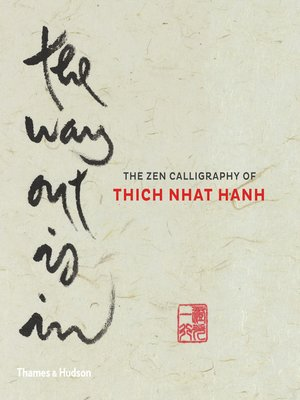cover image of The Way Out Is In