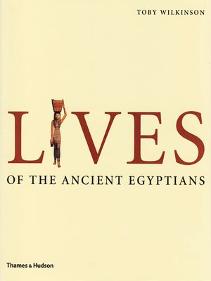 cover image of Lives of the Ancient Egyptians
