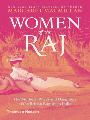 cover image of Women of the Raj