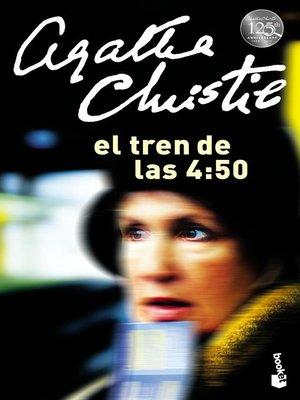 cover image of El tren de las 4.50