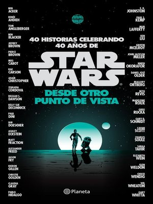 cover image of Star Wars. Desde otro punto de vista