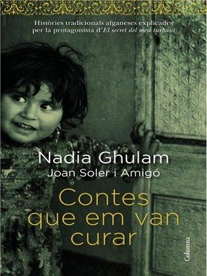 cover image of Contes que em van curar