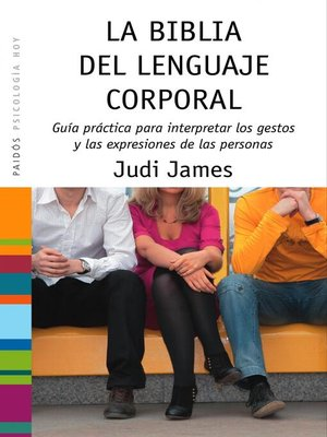 cover image of La biblia del lenguaje corporal