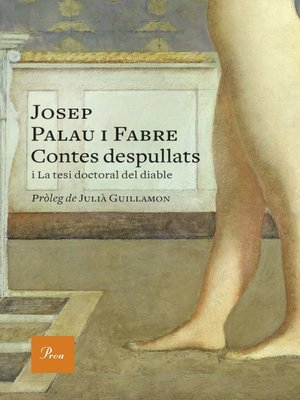 cover image of Contes despullats