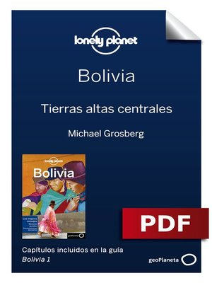 cover image of Bolivia 1_6. Tierras altas centrales